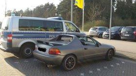Honda CRX Targa Civic Coupe