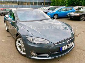 TESLA Model S |Panorama-dach|Leder|Klima|| Kamera
