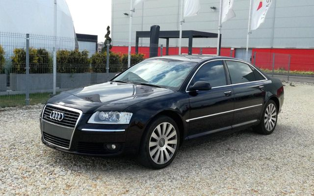 Audi A8 4.2 FSI quattro Langversion 2007