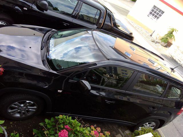 Chevrolet Orlando Bis 2019 Tüv schwarz 163 PS