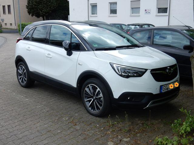 Opel CROSSLAND X, ULTIMATE