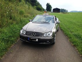 Mercedes-Benz CLK 200 Kompressor CABRIO in TOPZUSTAND