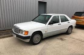 Mercedes-Benz 190 E (Typ 201) BJ 1991, 1. Hand