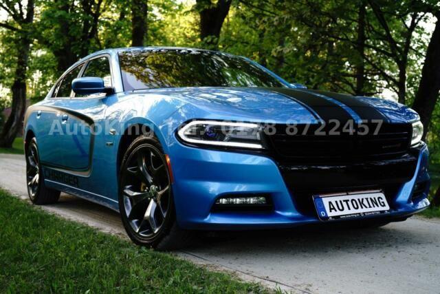 DODGE Charger r/T 5.7 L V8 HEMI|NAVI|KEYLESS|MFL|SH.|