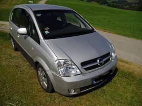 Opel Meriva - TÜV neu - IDEAL für Fahranfänger oder als Winterauto