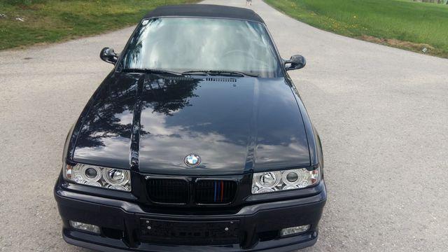 BMW 3Serie Cabrio bj.97
