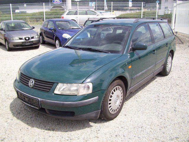 VW Passat Variant Basis,AHK.,el. Fh.!