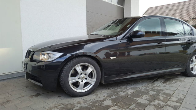 BMW 320d M Sportpacket 1 Hand Nur 98000km