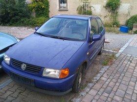 VW Polo zum ausschlachten