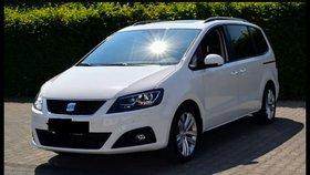 Seat Alhambra 1.4 TSI (Ecomotive) Start&Stop DSG