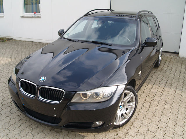 BMW 320d xDrive XENON LEDER EURO5 TOP