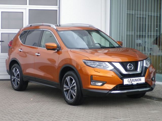NISSAN X-Trail 2.0 dCi ALL-MODE 4x4i Xtronic N-Connecta (T32)