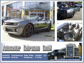 CHEVROLET Camaro SS 6,2 Cabrio Leder PDC Sitzheizung 20 Zoll