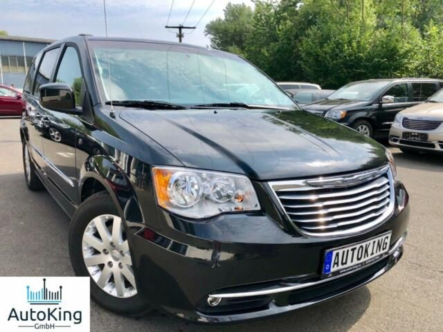 CHRYSLER Town & Country|Leder schw. LPG Gas Anlage|