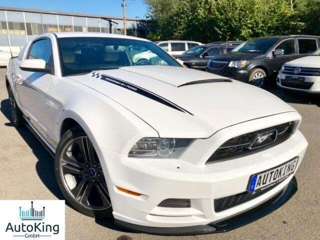 FORD Mustang Coupe LEDER 3.7L V6 DOHC 24 XENON