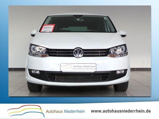 VW Sharan 2.0TDI DSG-F1-NAVI-PREMIUM-1.HAND-EURO6-