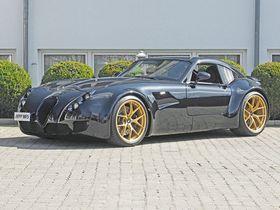 WIESMANN MF 5 GT-Schwarz/Gold-Brembo-Bremsanlage-MwSt.-