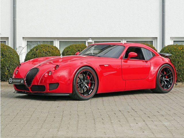 WIESMANN MF 5 GT-Rot/Schwarz-Brembo-Bremsanlage-MwSt.-