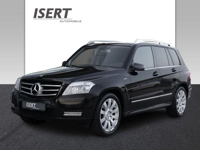 Mercedes-Benz GLK 350 CDI 4-Matic -Sportpaket-Navi-Xenon-PD-