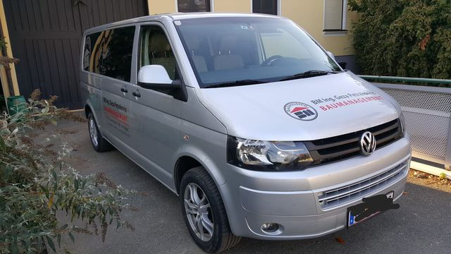 VW T5 Transporter Kombi 4 motion LR