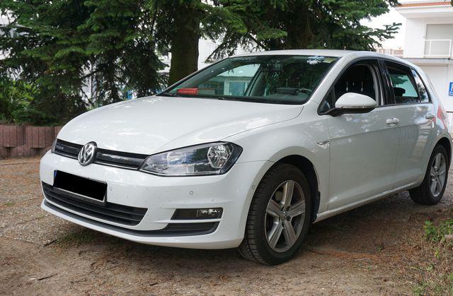 VW Golf 7 TGI