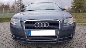 Audi A4 Cabrio 3.2V6 Automatik TÜV NEU