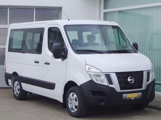 NISSAN NV400 F30.15 L1H1 Comfort Kombi 5J. Garantie