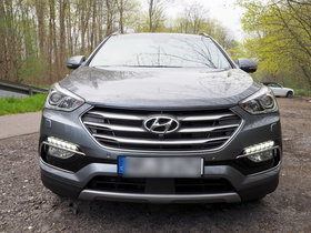 Hyundai Santa Fe 2,2 CDRI - Vollausstattung - Garantie bis 2021