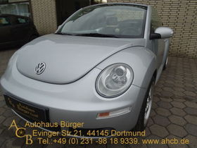 VW New Beetle Cabriolet 1.6 Highline 18-Zoll Sitzh.