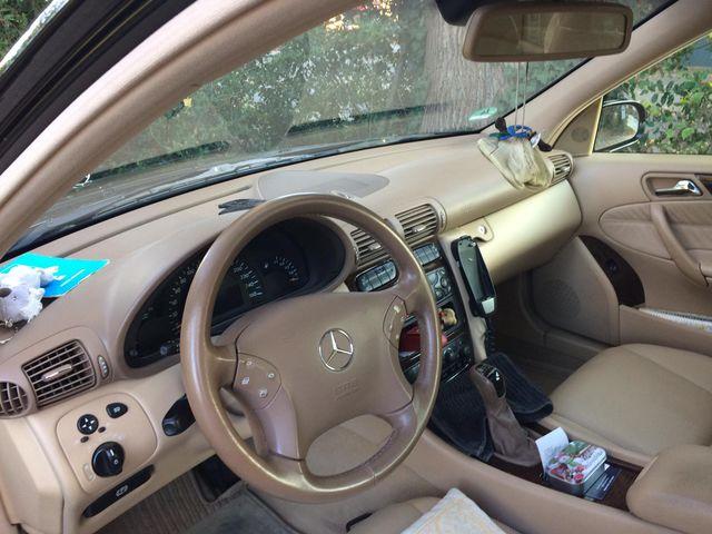 Mercedes-Benz C 180 Kombi, top gepflegt