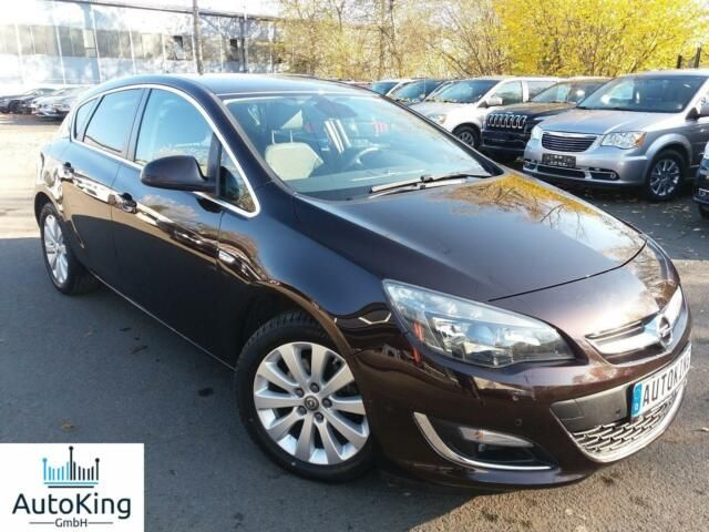OPEL Astra 1.6 CDTI Start/Stop cosmo kamera Leder PDC