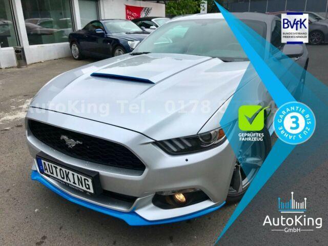 FORD Mustang Coupe|XENON|LEDER|3.7L V6 DOHC 24V|