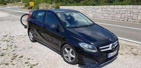 Mercedes-Benz B 200 Navi akt. Park Ass, SitzHz, Fahr Ass EUR6