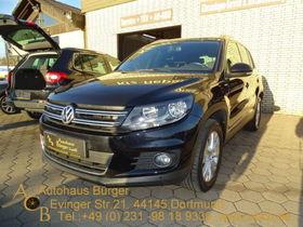 VW Tiguan Sport & Style 4Motion PDC GRA Sitzh.CD