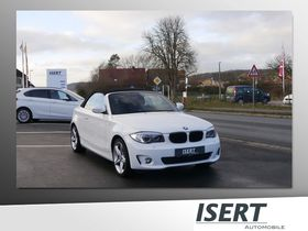 BMW 118i Cabrio-Leder-Xenon-Navi-PDC-GRA-Bluetooth