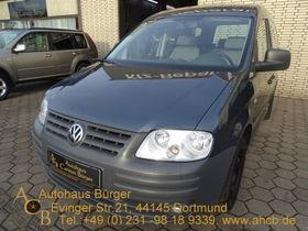 VW Caddy Life Behindertengerecht/Umbau Navi