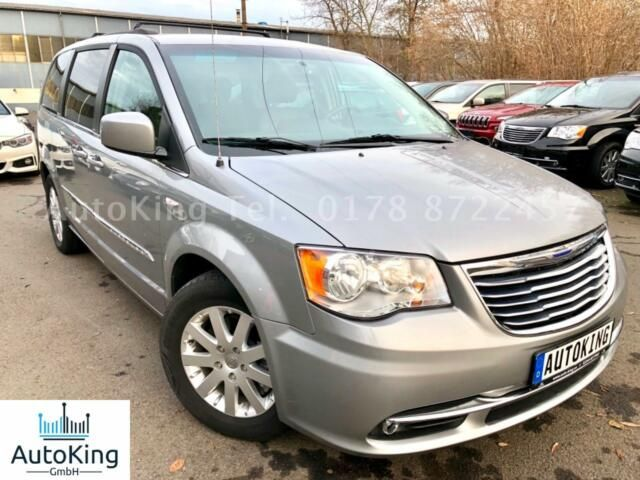 CHRYSLER CHRYSLER TOWN&COUNTRY LEDER|MFL|KLIMA LPG KAMERA
