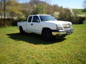Chevrolet Silverado 5.3 K 1500  Z71 offroad