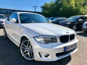 BMW 128i LIMITED EDITION COUPE AUTOMATIK MFL XENON 