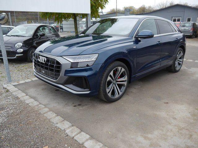 Audi Q8 50 TDI DPF QUATTRO - S-LINE - 22 ZOLL - HD MATRIX LED - ASSISTENZPAKET - PANORAMA-DACH