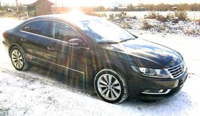 VW CC 170PS TDI DSG