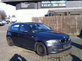 BMW 116i --NAVI--SHZ--TEMPOMAT--SCHIEBEDACH--
