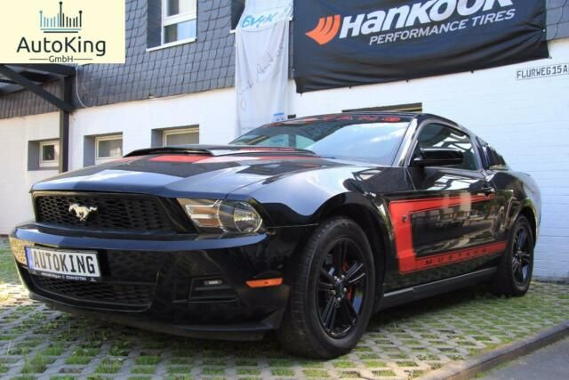 FORD Mustang 3,7 Luxory Interior Package Leder