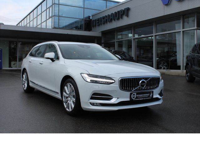 VOLVO V90 D4 DPF Inscription-PDC-Standheizung-OnCall-