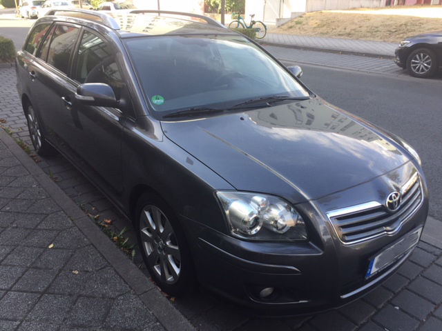 Toyota Avensis ADT250(WD)