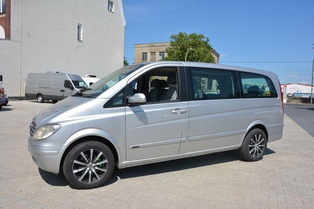 Mercedes-Benz Viano 2.2 CDI Ambiente 6 Sitzer DPF Doppelklima
