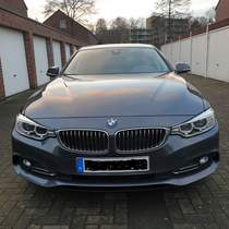 BMW 420d GranCoupe Leder-Navi-8 Gang Automatik-Euro 6d