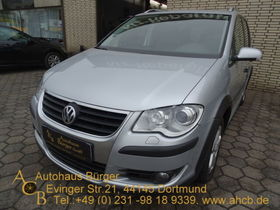 VW Touran CrossTouran 7-Sitzer Leder Navi SSD Xenon