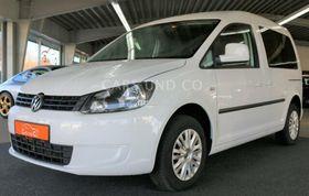 VW Caddy Life 1,2 TSI -Klima-ZV-