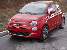 Fiat 500 1.2 8V LOUNGE PLUS - START&STOPP - PDC - GLASDACH - TEMPOMAT - KLIMAAUTOMATIK - 16 ZOLL